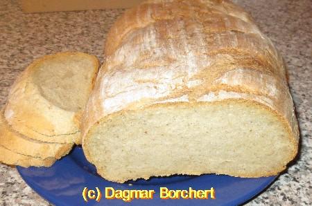 Brot backen rezept einfach